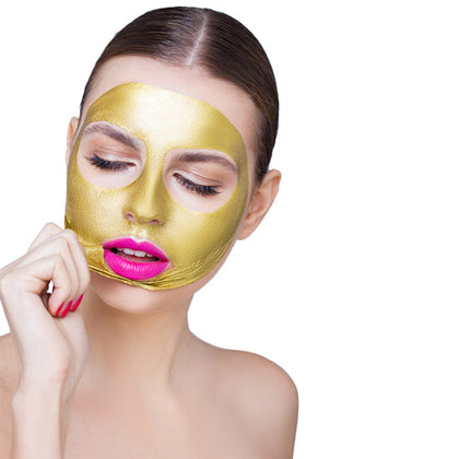 Allura Gold Collagen Peel-Off Mask