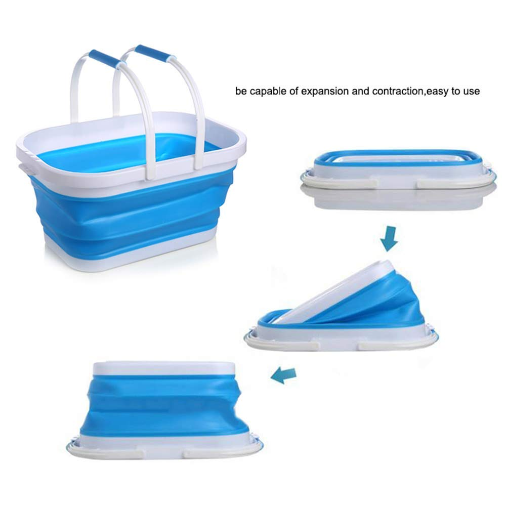 Homemax Multifunctional Collapsible Basin