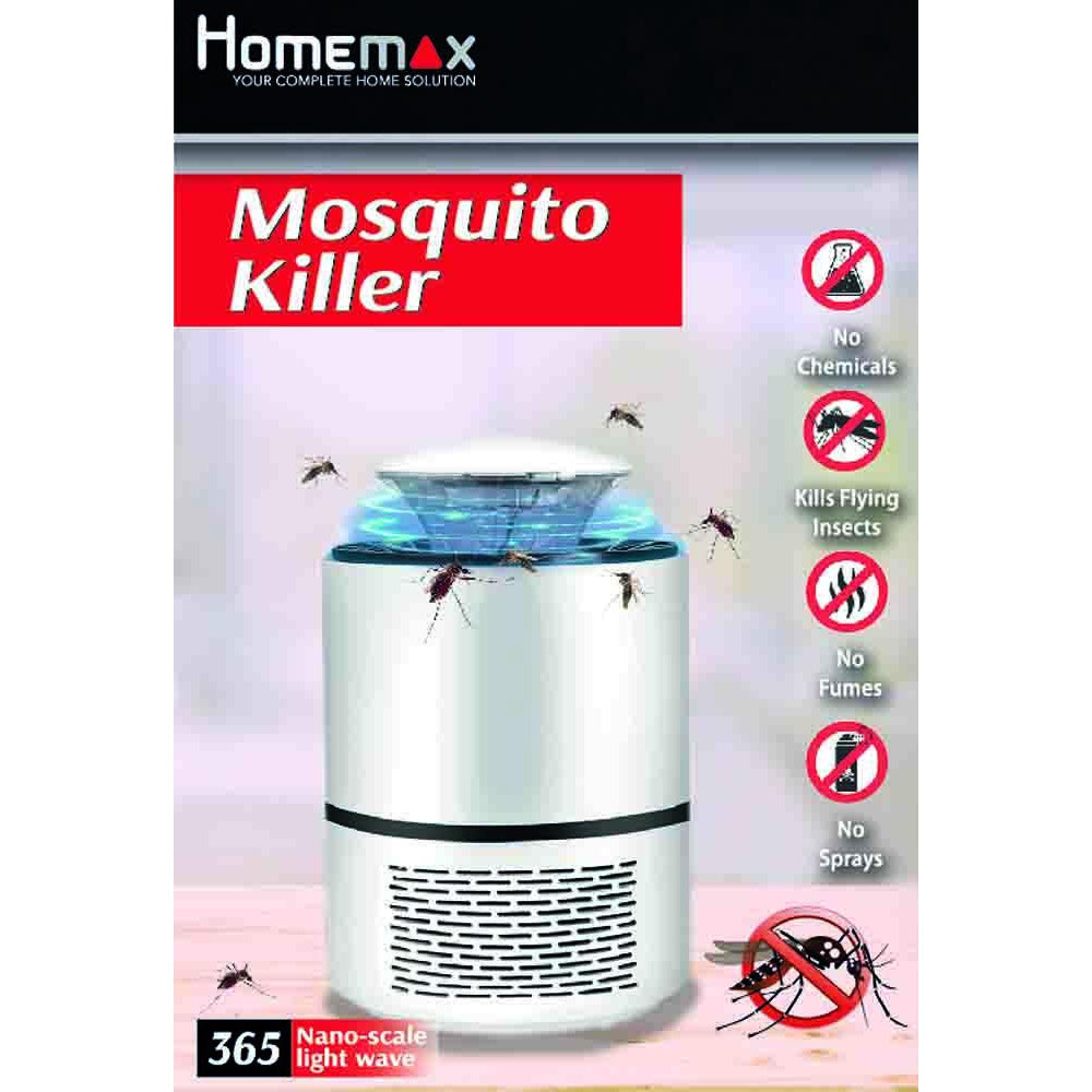 Homemax Electric Mosquito Killer USB Lamp