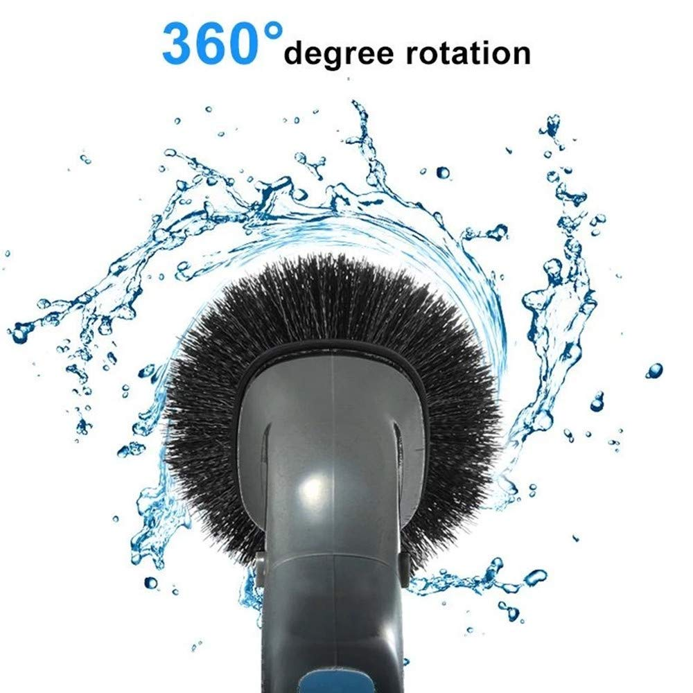 Homemax Rechargeable 3 in 1 Muscle Scrubber