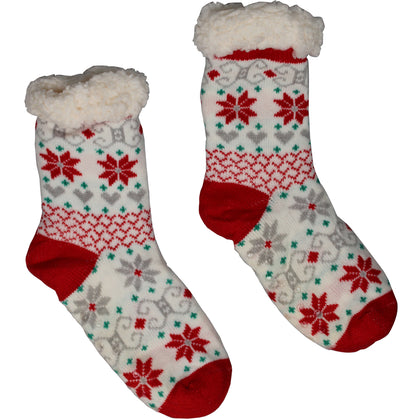 Comfort Pedic Comfy Ladies Wintry Socks