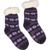 Comfort Pedic Comfy Kids Frosty Socks