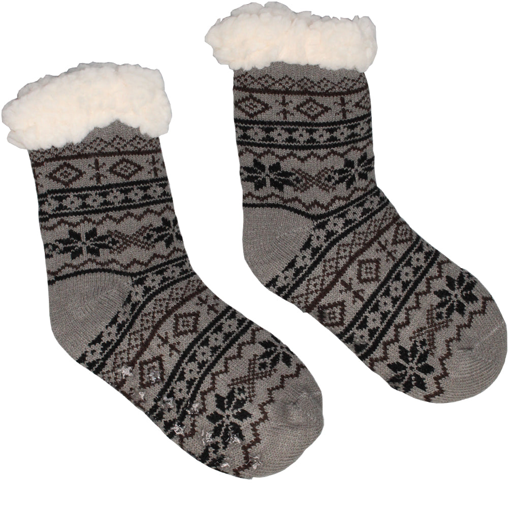 Comfort Pedic Comfy Kids Snowy Socks