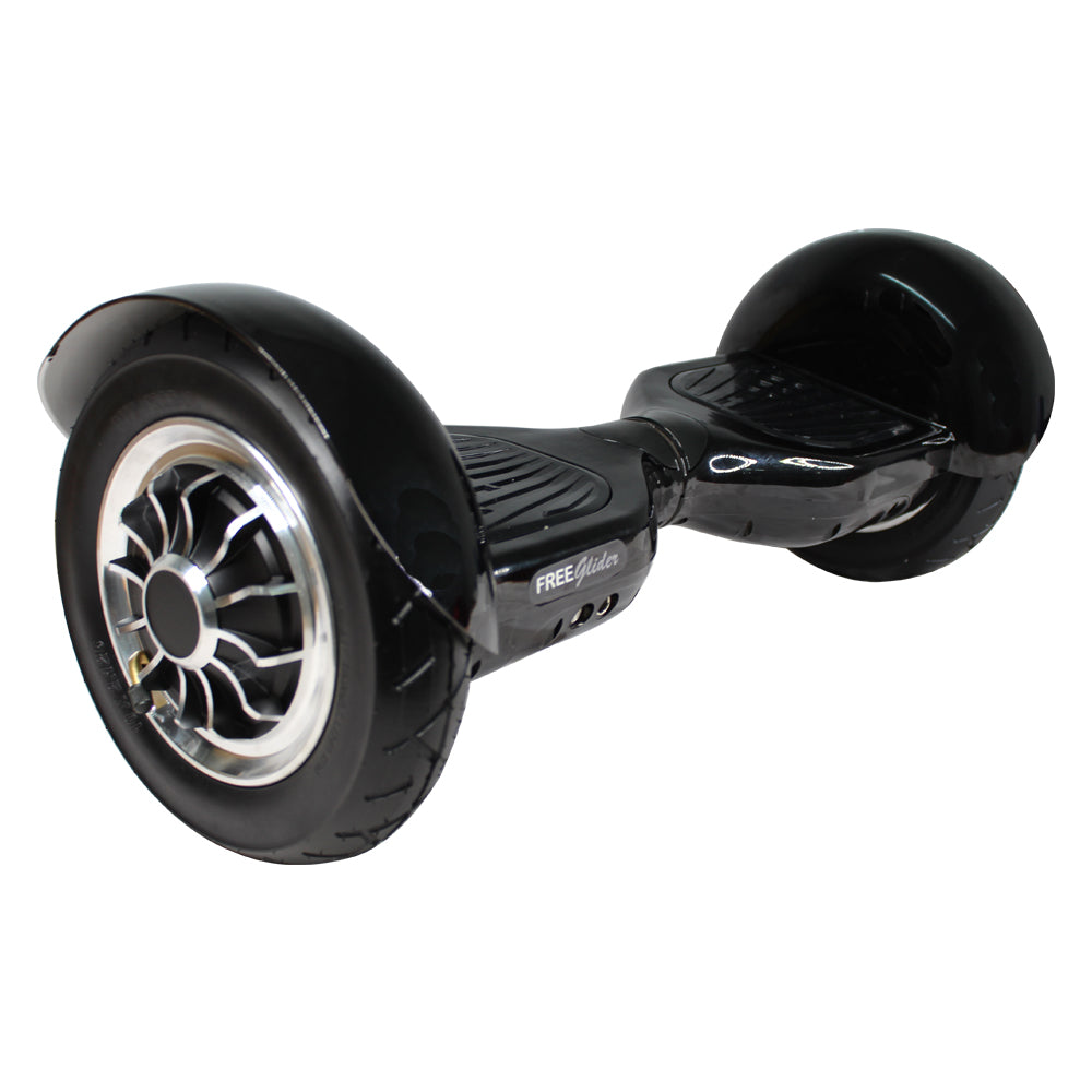 Free Glider Scooter with Big Wheels