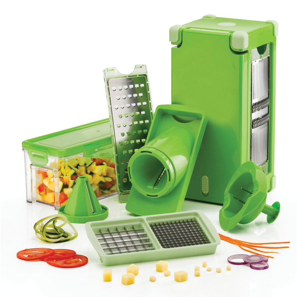 13-in-1 Fruit and Vegetable Cutter