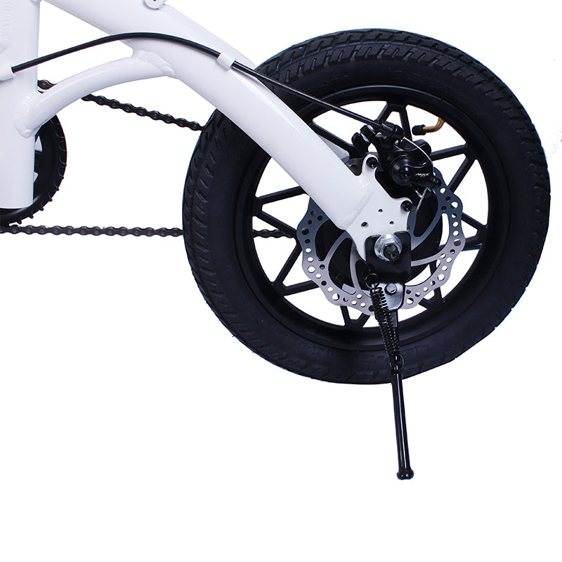 Foldable  Electronic Bike - 14 inch tyres