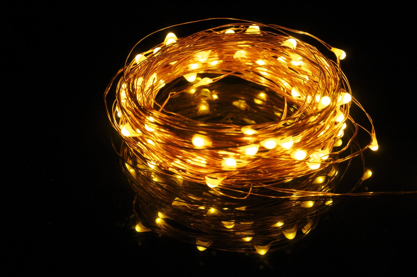 EcoBright Solar Fairy Lights