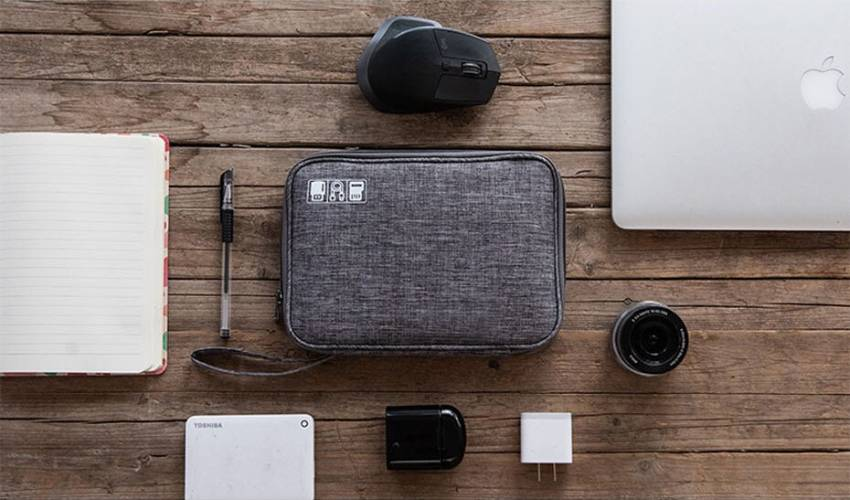 Digital Accessories Travel Organiser