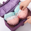 3 Layer Travel Underwear Organising Pouch