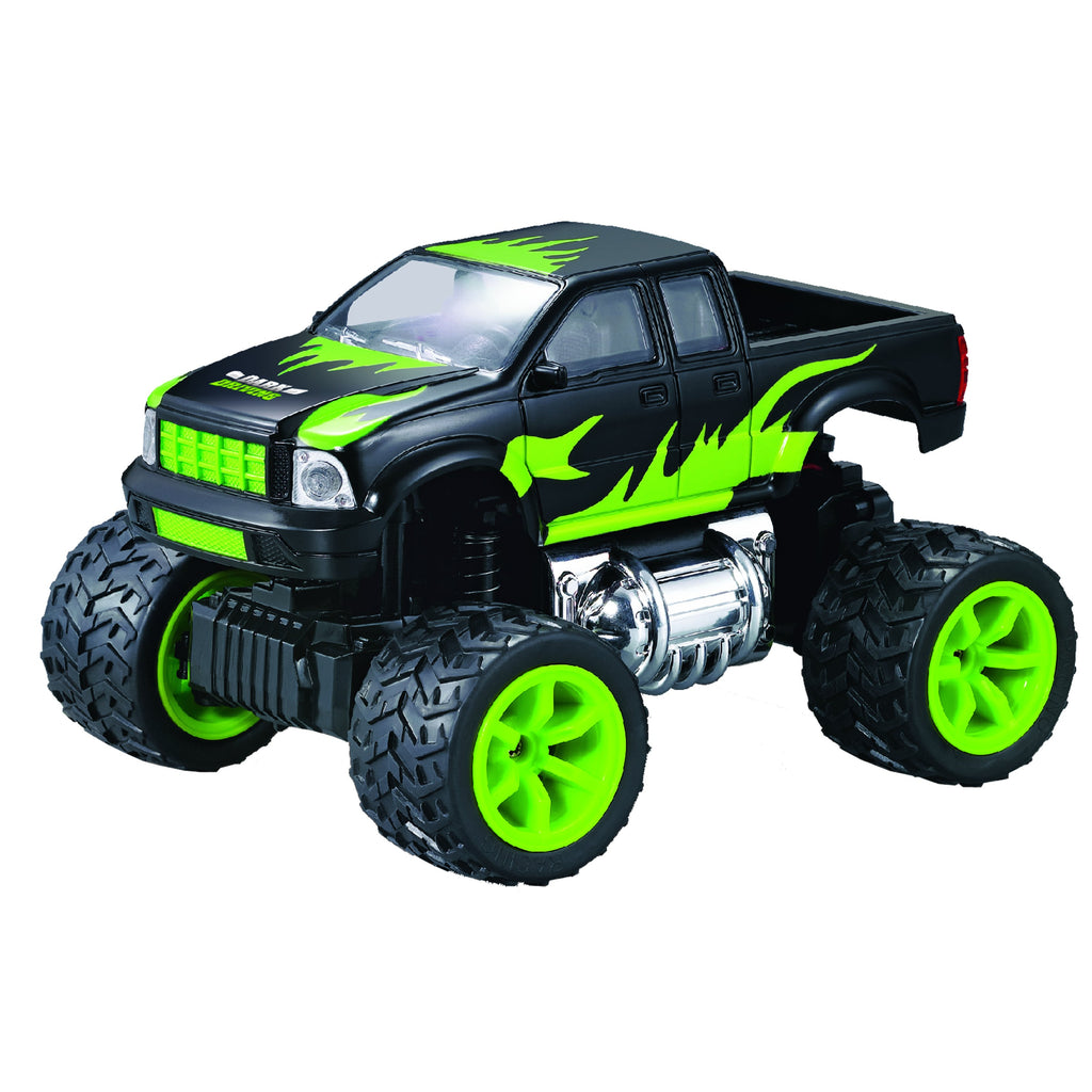 Voice Activated Monster Truck