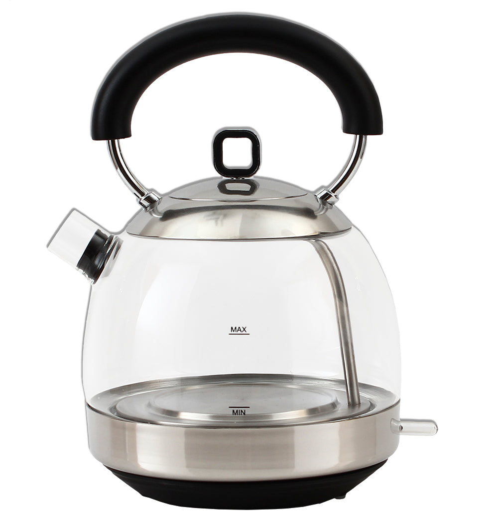 Milex New York 360 Cordless Glass Kettle