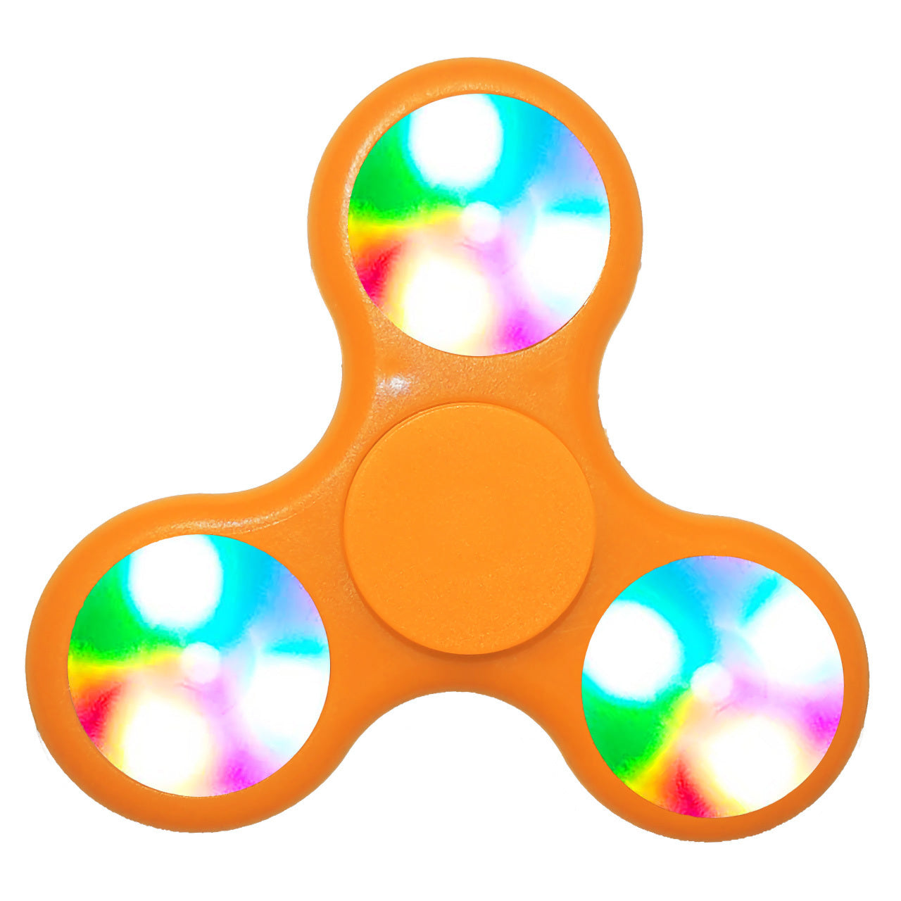 LED Fiddle Spinner
