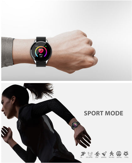 PA 58 Fitness Watch With Single touch
