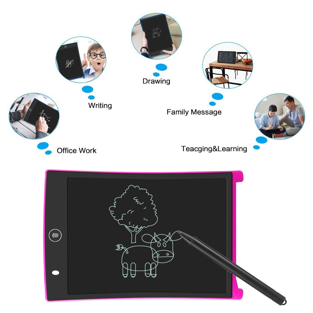 Homemax 8'5 LCD Writing Tablet