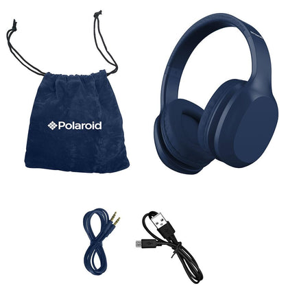 Polaroid 36 hours Bluetooth Headphone