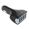 Polaroid 4 Port Car Charger