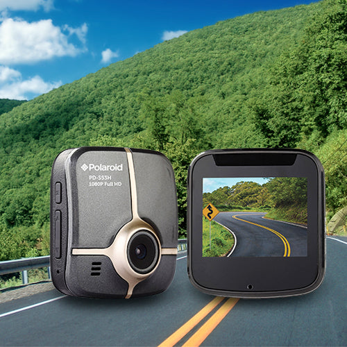Polaroid 1080 HD Dash Cam PD-E53H