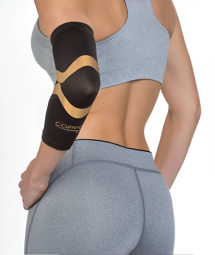 Copper Wear Pro Series Compression Elbow Sleeve