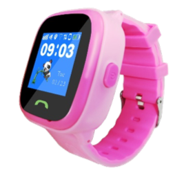 Polaroid Active Kids GPS Tracking Watch - with Touchscreen