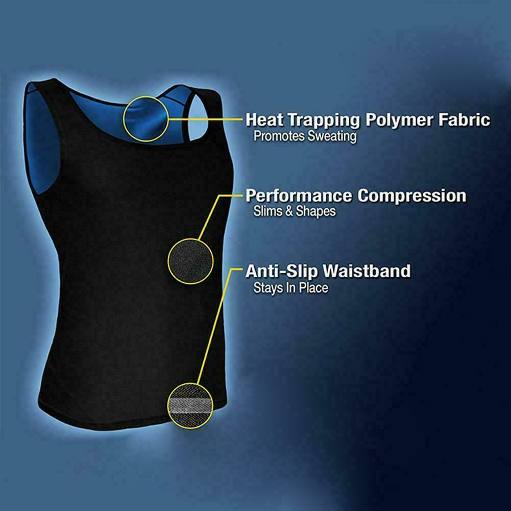 Tone Wear Heatwear Vest - Men
