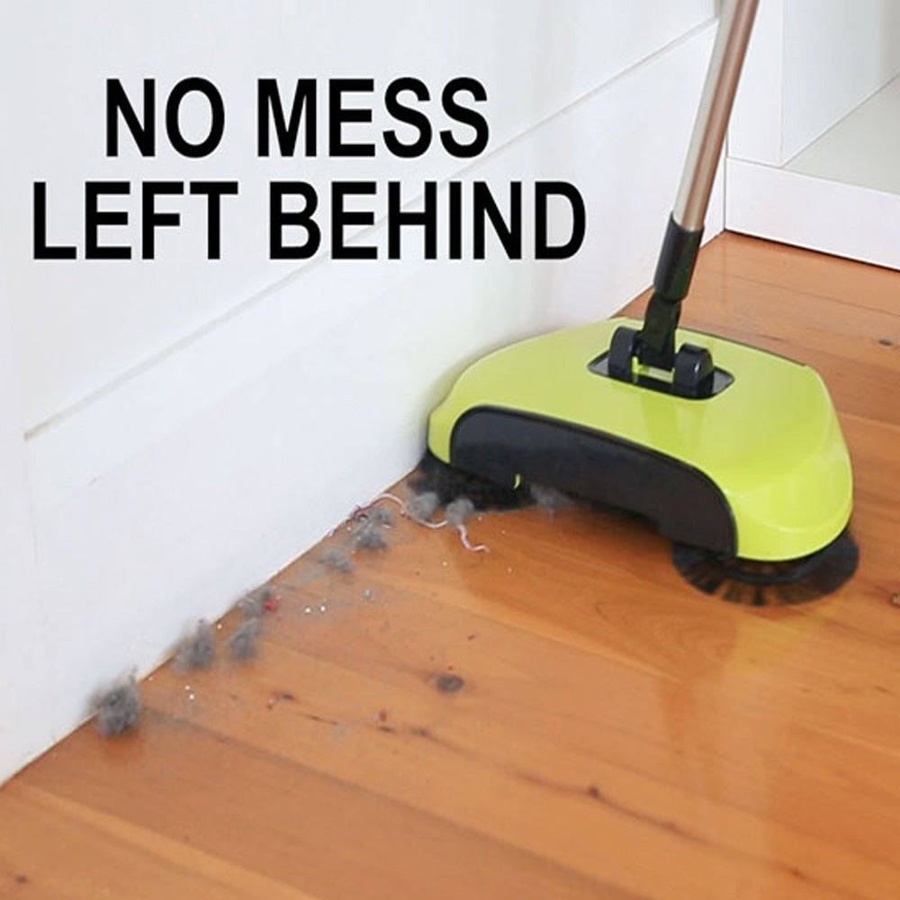 Floormax - Roto Clean Floor Sweeper