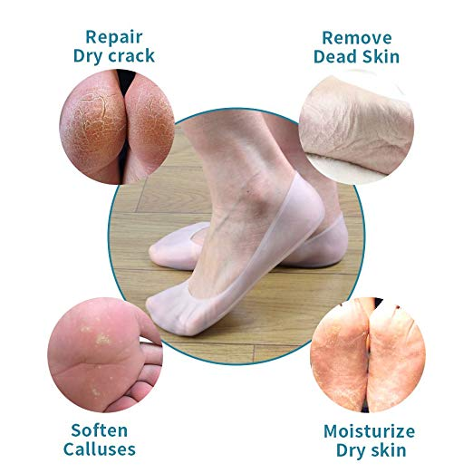 Remedy Health Silky Feet - Total Foot Repair