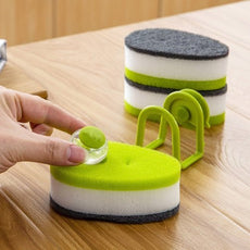 Soapy Sponge Dispenser
