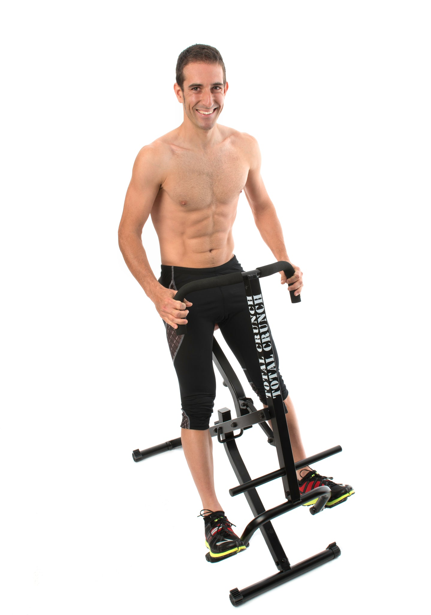 Total Crunch Full Body Workout System