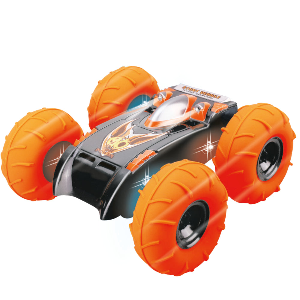 Tumbling Warrior All Terrain Stunt Car
