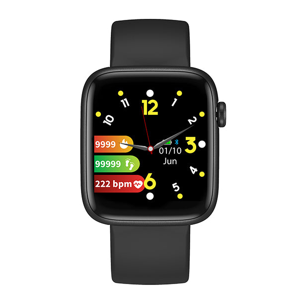 Polaroid Fit Square Full Touch Active Watch