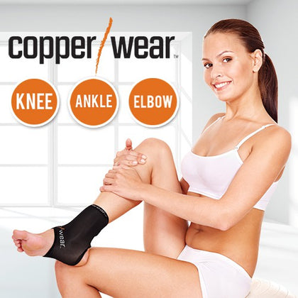 Homemark Copper Wear Ankle