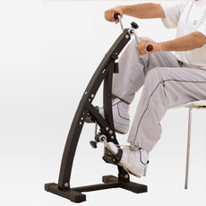 Dual Bike Therapeutic Exercise Bike