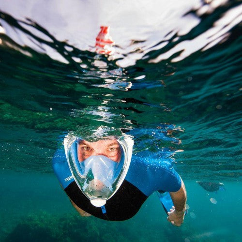 Dry Dive Snorkel - Full Mask