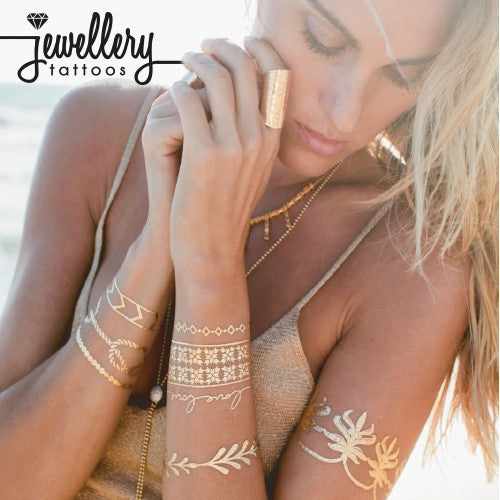 Jewellery Tattoos - at least 40 tattoos
