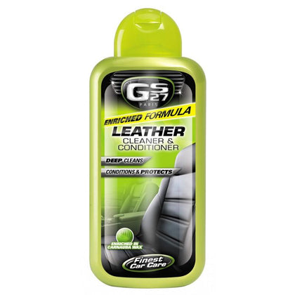 GS27 Leather Cleaner & Condition Interior Care 375ml