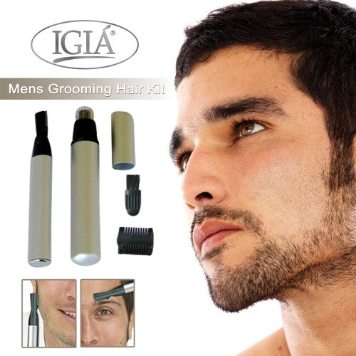 Homemark Igia Men's Grooming Kit