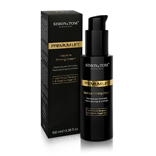 Simon and Tom Premium Lift-Neckline Firming Cream
