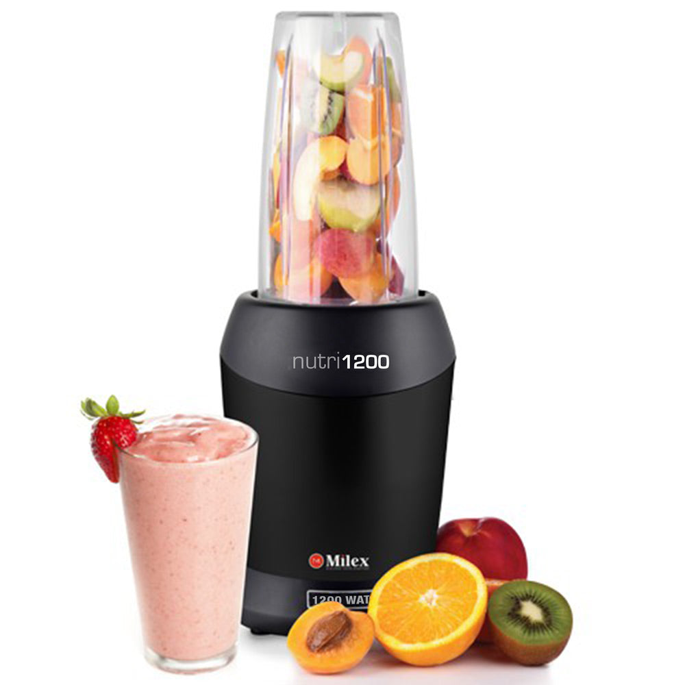 Milex - Nutri1200 8-in-1 Nutritional Blender