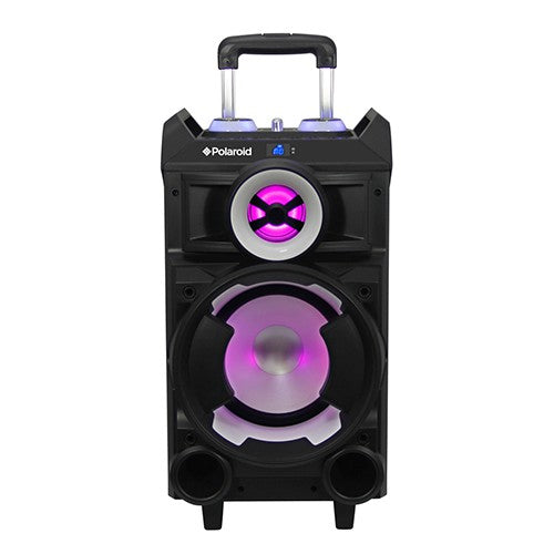 "Polaroid Portable 8"" Trolley Speaker"