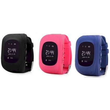 Polaroid PMoji Kids GPS Tracking Watch