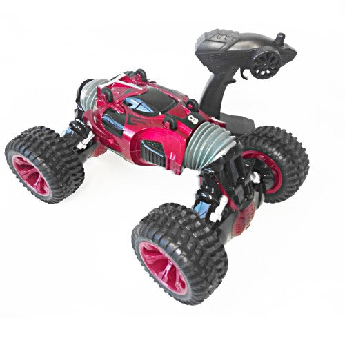 Rock Crawler - Double Sided Off-Road Stunt Car