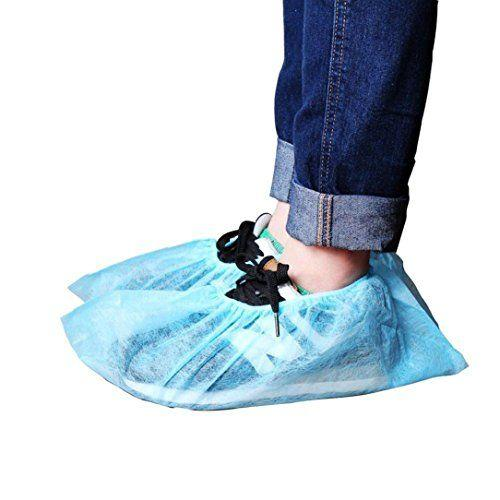 Disposable shoe covers - Pack of 50 pairs