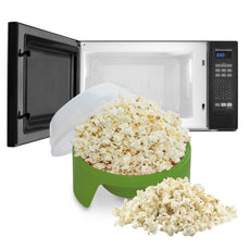 Homemark The Simple Pop Popcorn Maker - Green