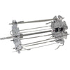 Skewers and Adjustable Skewer Racks for Airfryer Oven XL