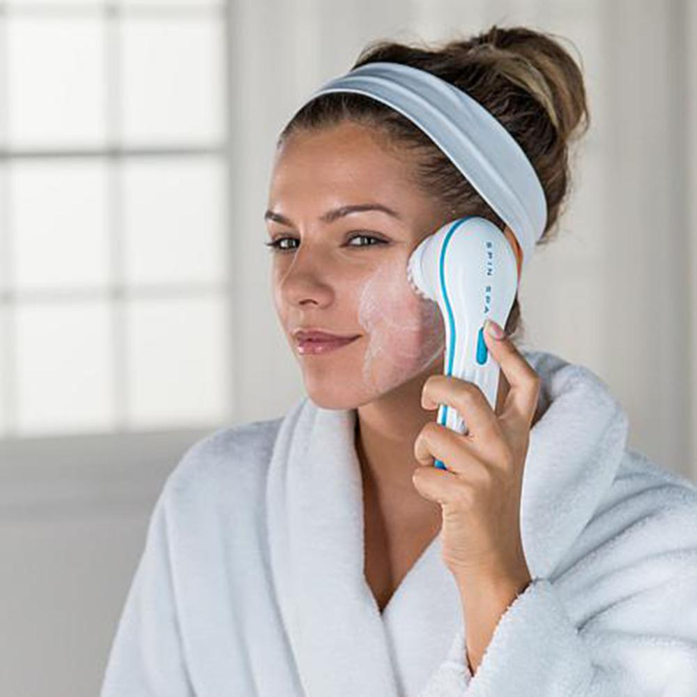 Spin Spa Facial Cleansing Brush