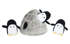Penguin Cave from ZippyPaws