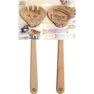 Talisman Designs - Pet Cat/Dog Salad Set