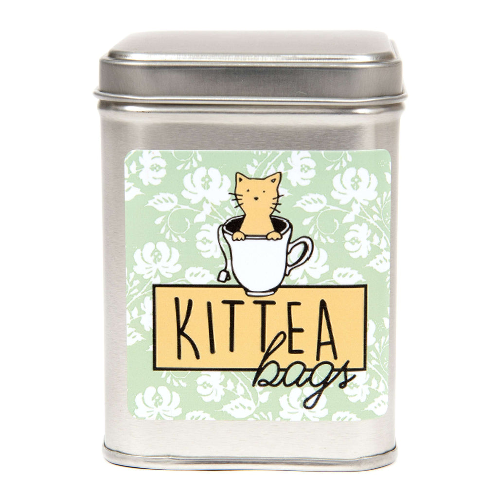 Cat Bar,  KitTEA Tea bags, Liquid Catnip - Reignite Toys & Playtime