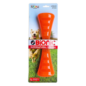 Bionic Urban Stick Dog Toy, Holds Treats, Durable For Strong for Chewers
