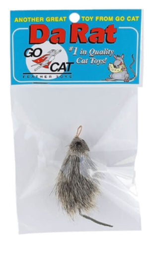Da Rat™ Teaser Wand Cat Toy Replacement Lure by GO CAT®